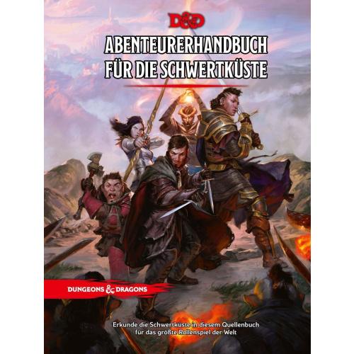 D&D Abenteuerhandbuch Für die Schwertkünste
