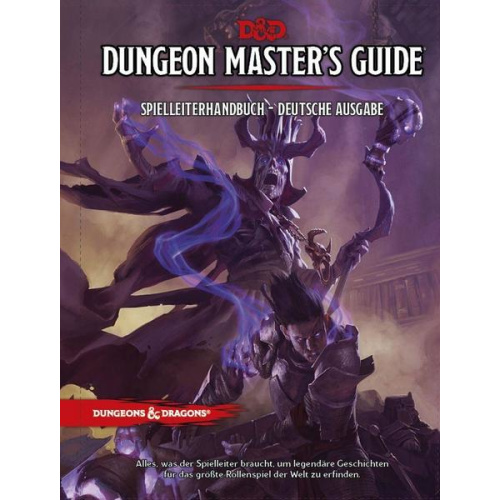 D&D Dungeon Masters Guide - Deutsch