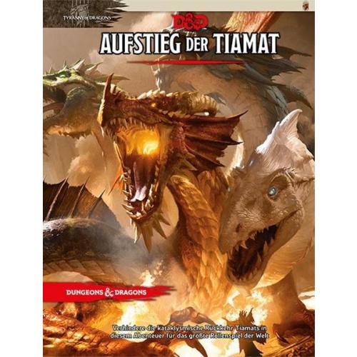 D&D Aufstieg der Tiamant