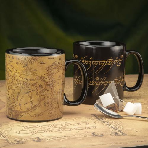 Lord of the Rings: Heat Change Mug