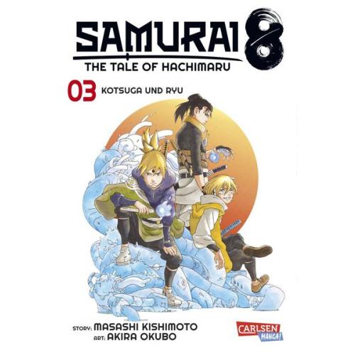 Samurai8 3