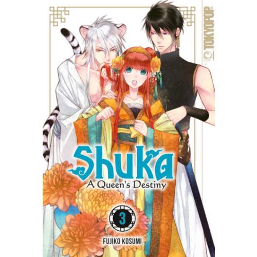 Shuka - A Queens Destiny 03