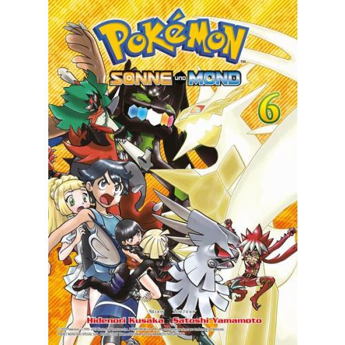 Pokémon - Sonne und Mond - Bd. 6