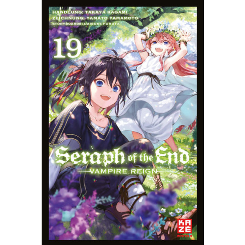 Seraph of the End – Band 19