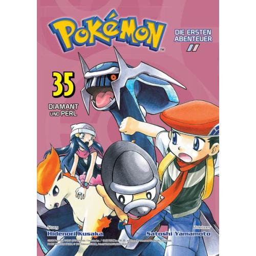 Pokémon - Die ersten Abenteuer - Bd. 35: Diamant...