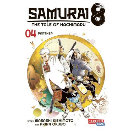Samurai8 4