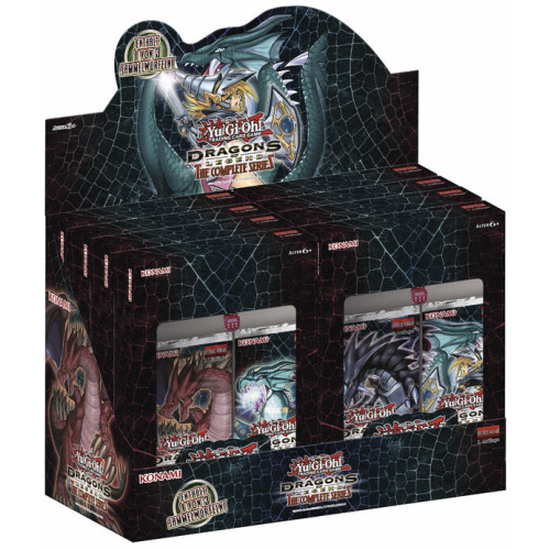 Yu-Gi-Oh! Dragons of Legend - The Complete Series DISPLAY