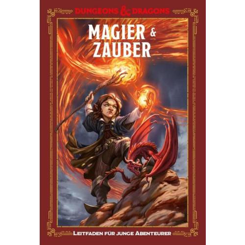 D&D Magier & Zauber: Ein Leitfaden für junge...