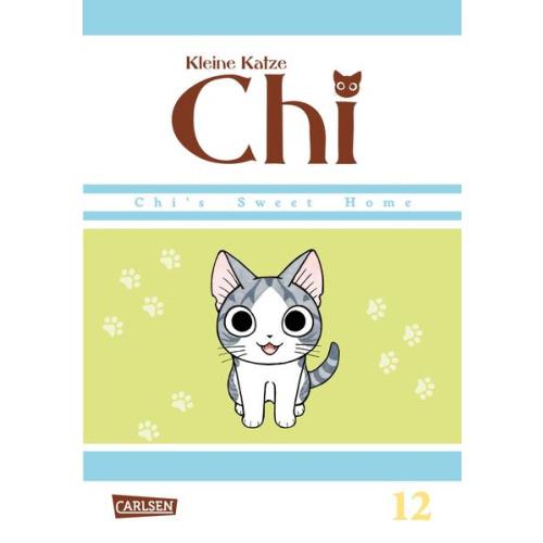 Kleine Katze Chi 12