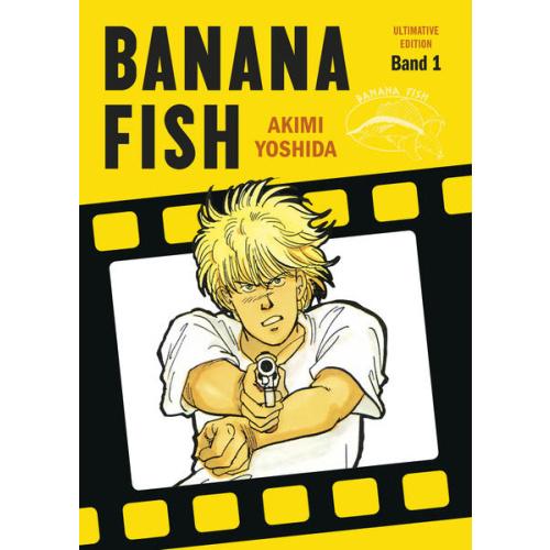 Banana Fish: Ultimative Edition 01 -