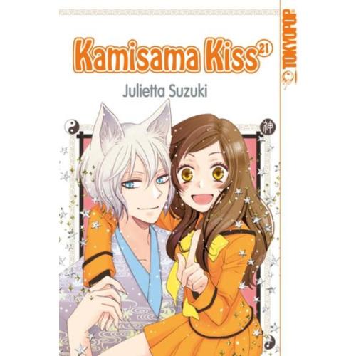 Kamisama Kiss 21