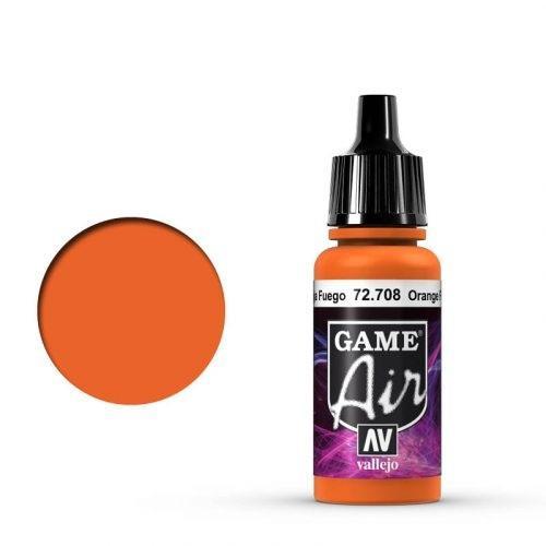 Game Air Orange Fire