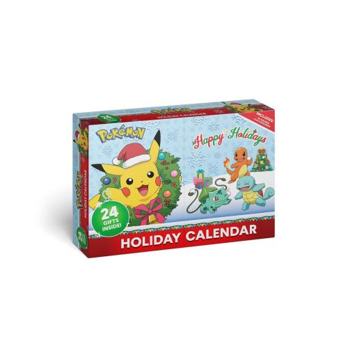 Pokémon Adventskalender Holiday 2020