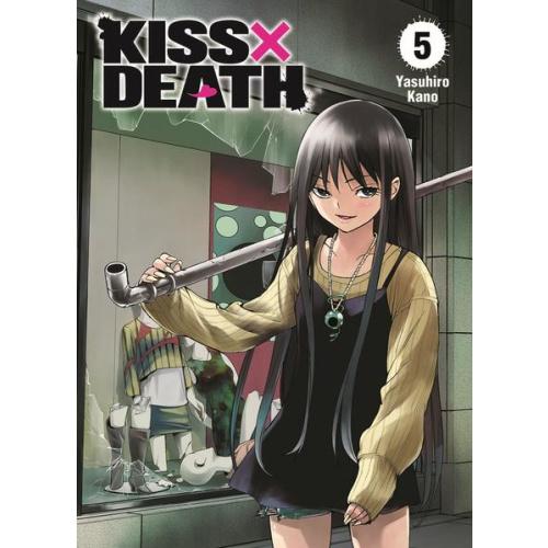 Kiss X Death - Bd. 5