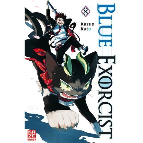 Blue Exorcist 08