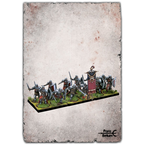 Conquest: The Last Argument of Kings Miniaturen 12er-Pack Hundred Kingdoms: Men at Arms