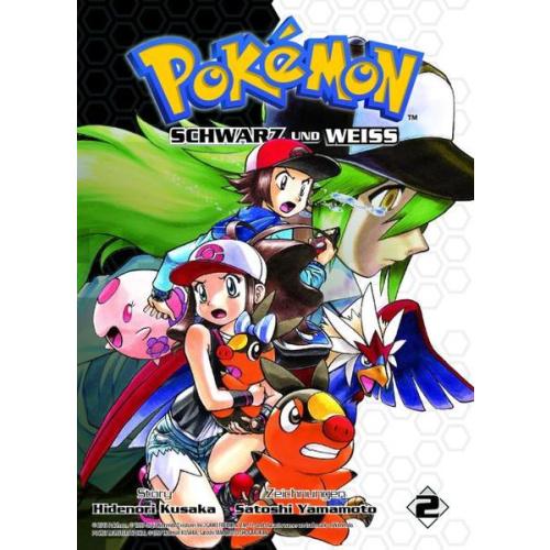 Pokémon Schwarz und Weiss - Bd. 2
