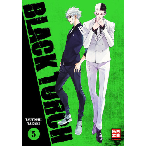 Black Torch – Band 5 (Finale)
