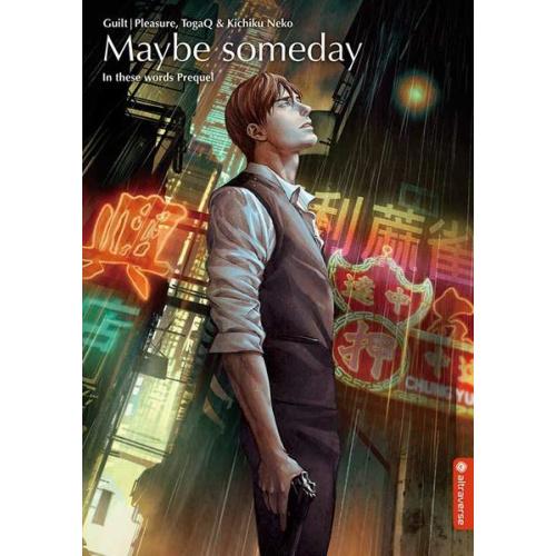 Maybe someday Light Novel