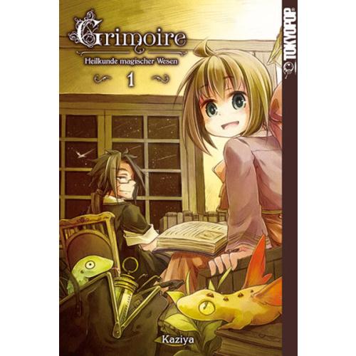 Grimoire - Heilkunde magischer Wesen 01