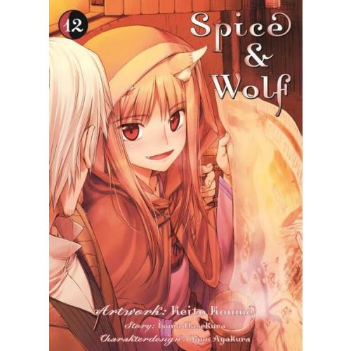 Spice & Wolf - Bd. 12