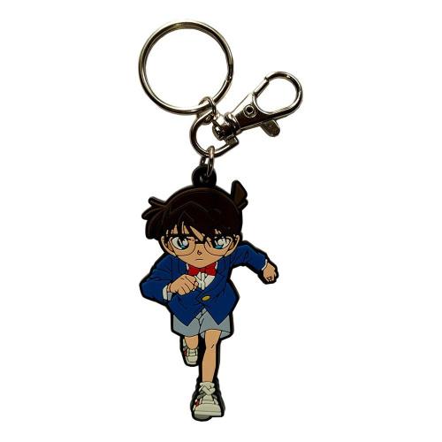 Detektiv Conan Gummi-Schlüsselanhänger Conan 7 cm