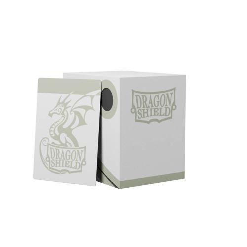 Dragon Shield - Double Shell White/Black