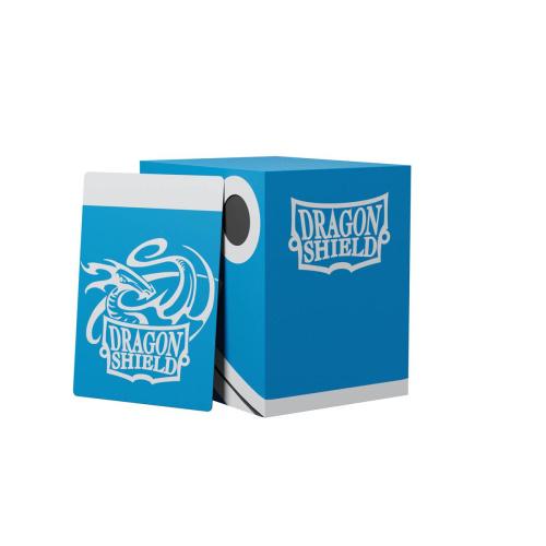 Dragon Shield - Double Shell Blue/Black