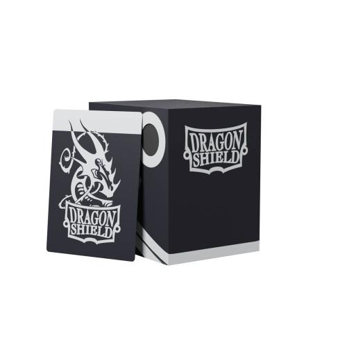 Dragon Shield - Double Shell Black/Black