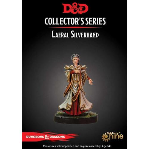 D&D Collector Series Laeral Silverhand
