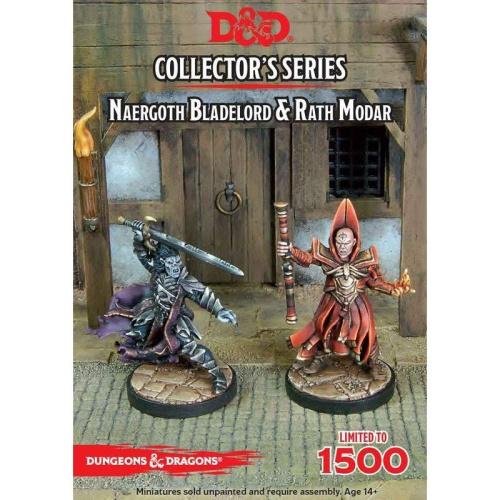 D&D Collectors Series Naergoth Bladelord