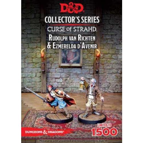 D&D Collectors Series Rudolph van Richten