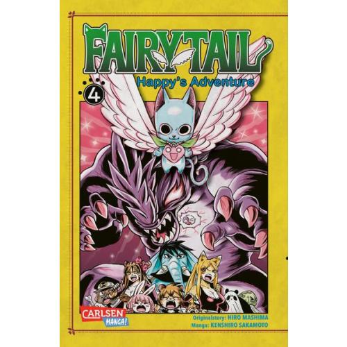 Fairy Tail – Happys Adventure 4