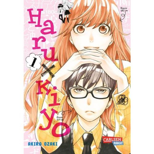 Haru x Kiyo 1