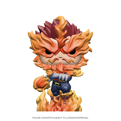 Pop! Anime: My Hero Academia - Endeavor
