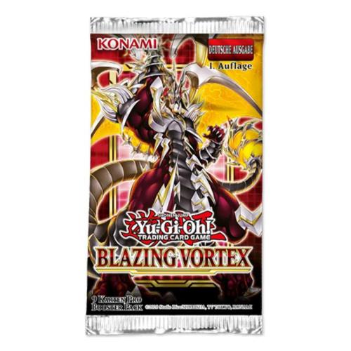 Yu-Gi-Oh! Blazing Vortex Booster