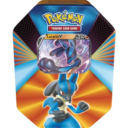 Pokémon Tin 89 Lucario-V