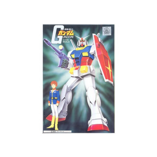 Gundam - 1/144 GUNDAM