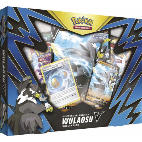 Pokémon - Kampfstile Wulaosu V Box
