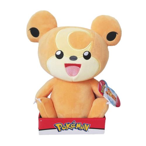 Pokémon Plüschfiguren Teddiursa 30 cm