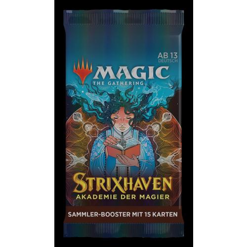 Magic the Gathering - Strixhaven Sammler Booster