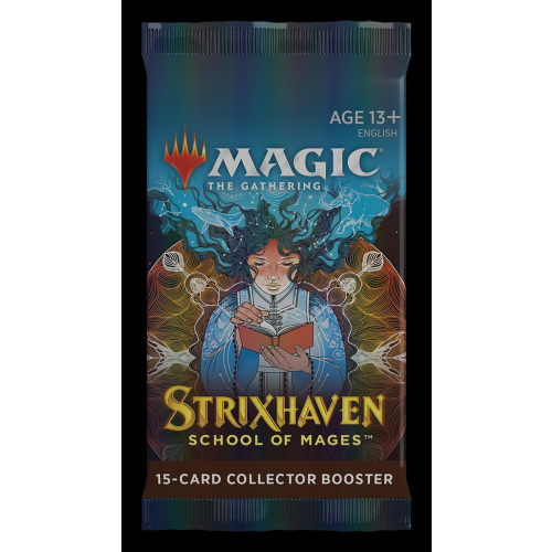 Magic the Gathering - Strixhaven Collector Booster ENGLISCH