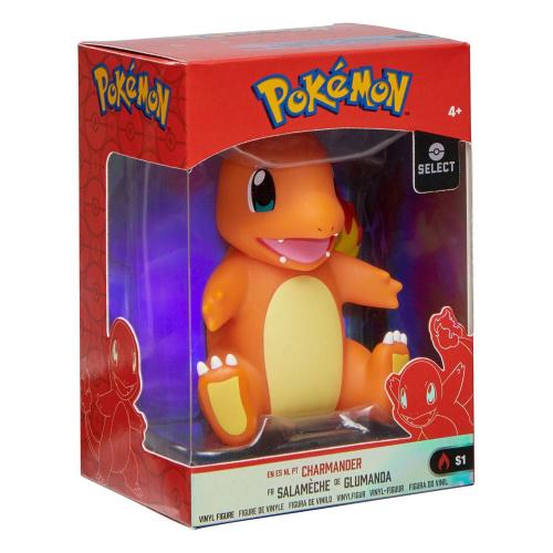 Pokémon Kanto Vinyl Figur Glumanda 10 cm Wave 1