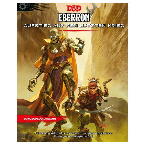 D&D Eberron: Aufstieg aus dem letzten Krieg