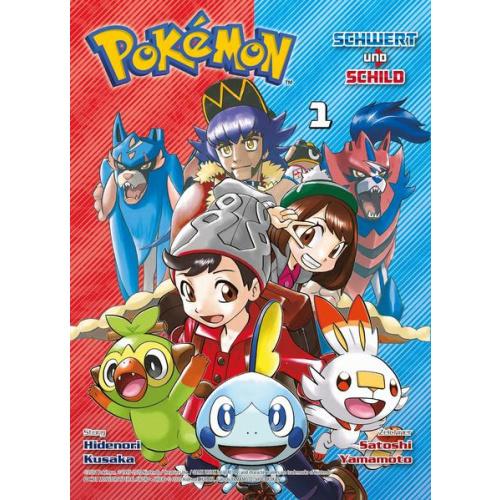 Pokémon - Schwert und Schild - Bd. 1