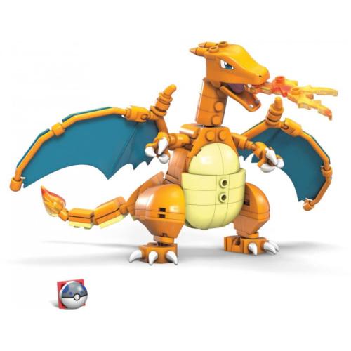 Mega Construx Pokémon Charizard / Glurak