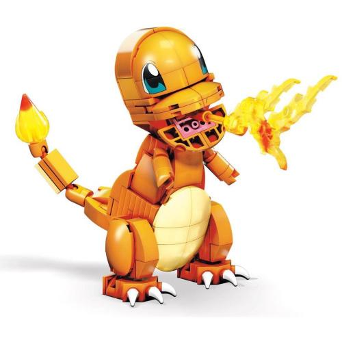 Mega Construx Pokémon Charmander / Glumanda
