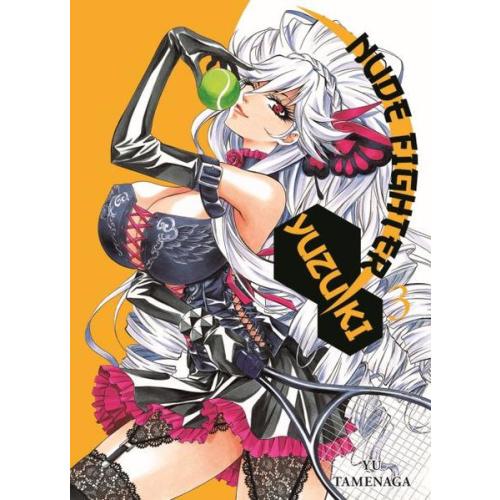 Nude Fighter Yuzuki - Bd. 3