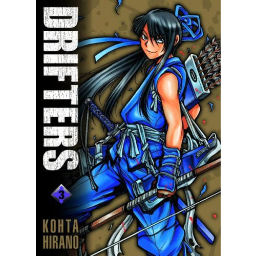 Drifters - Bd. 3