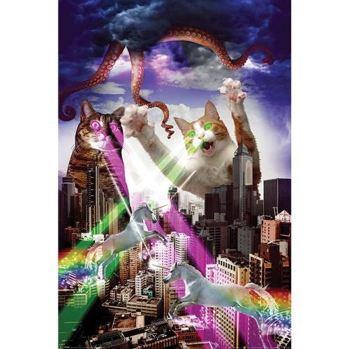 Poster - Fach 21: Apocalypse Meow Poster